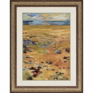 High Point of Summer Framed Painting Print by Paragon