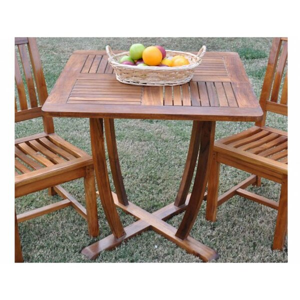 Teak Dining Table by Anderson Teak