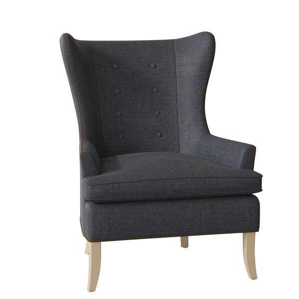 Hannah Wingback Chair by Hekman
