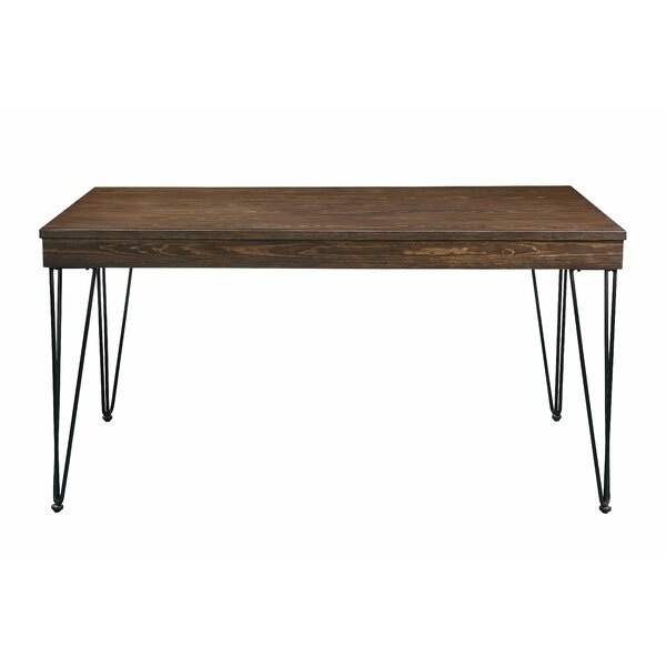Mitton Dining Table by 17 Stories 17 Stories