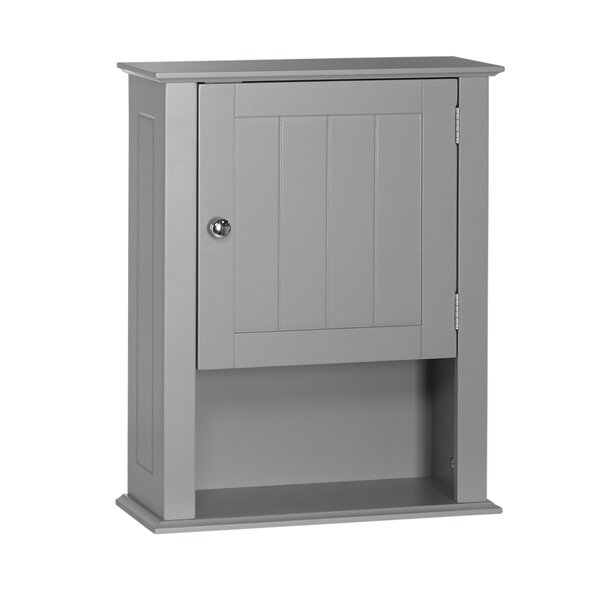 Godbey 16.54 W x 20.47 H Wall Mounted Cabinet by Andover Mills