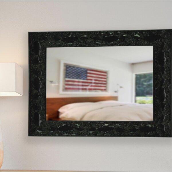 Odyssey Wall Mirror by Astoria Grand