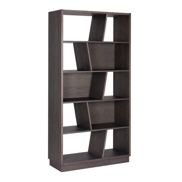 Pergande Geometric Bookcase By Brayden Studio