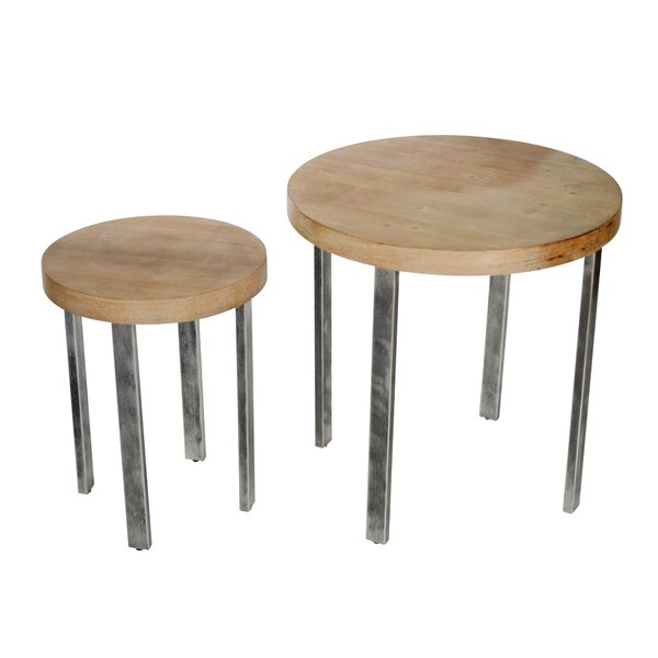 Wanamingo Nesting Tables By Foundry Select