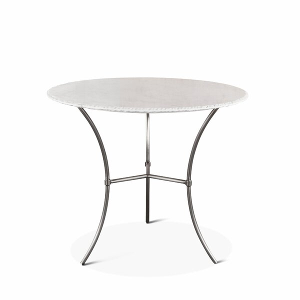 Poling Round Dining Table by Wrought Studio