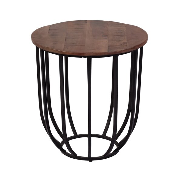 Valpy End Table by Gracie Oaks Gracie Oaks