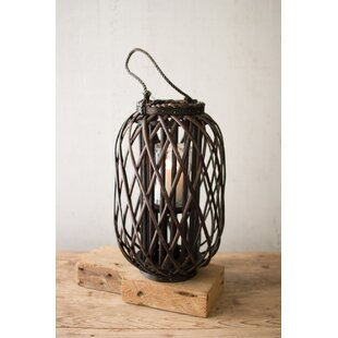 Best Reviews Willow Lantern By World Menagerie