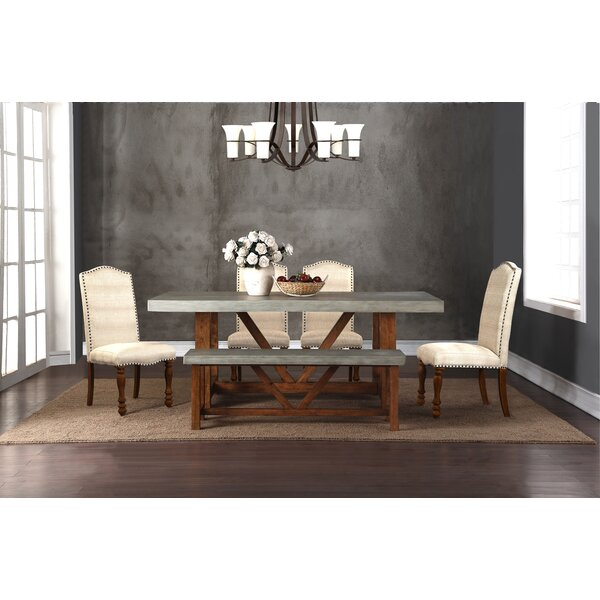 Yuqi 6 Piece Dining Set by Gracie Oaks