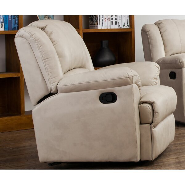 Glaude Manual Glider Recliner [Red Barrel Studio]
