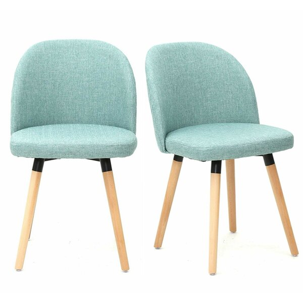 Hoss Upholstered Dining Chair (Set of 2) by George Oliver