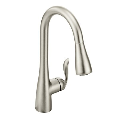 Doux Single Hole Bathroom Faucet Drain