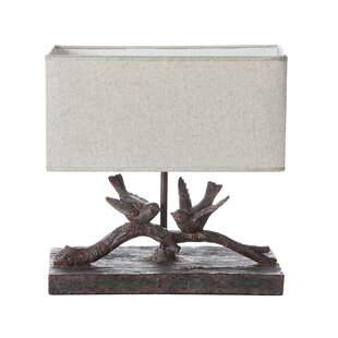 Bronze table lamps youll love wayfair alita 1225 table lamp aloadofball Image collections