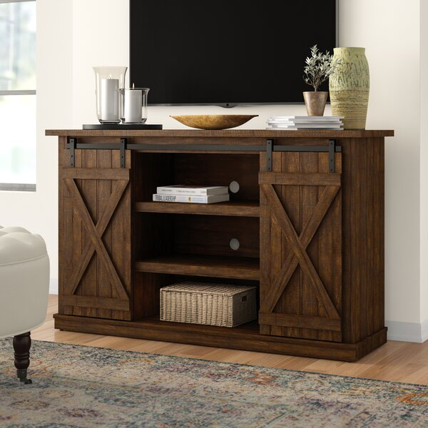 Review Lorraine TV Stand For TVs Up To 60