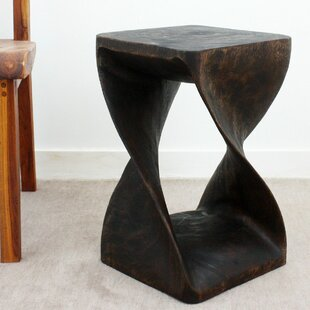 Look for Doyal Twist High End Table By Bloomsbury Market