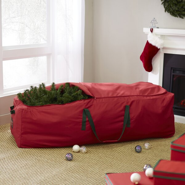 Wayfair Basics Rolling Artificial Tree Storage Bag By Wayfair Basics.