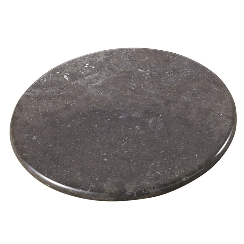 The Byzantine Round Board in Charcoal
