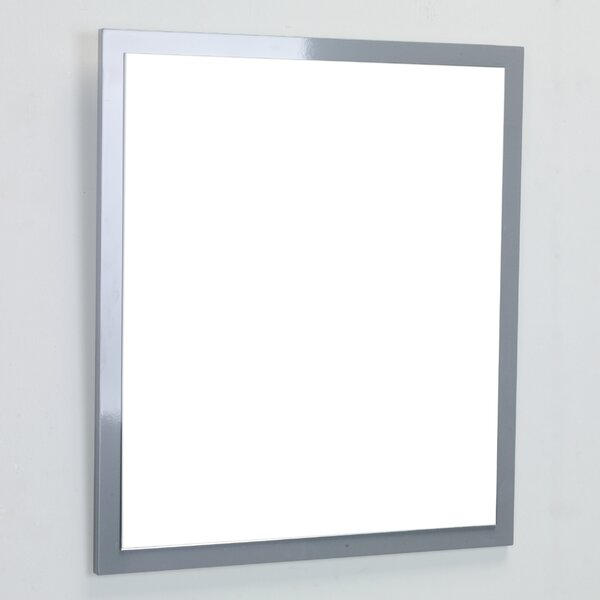 Reflection® Framed Bathroom Wall Mirror by Eviva