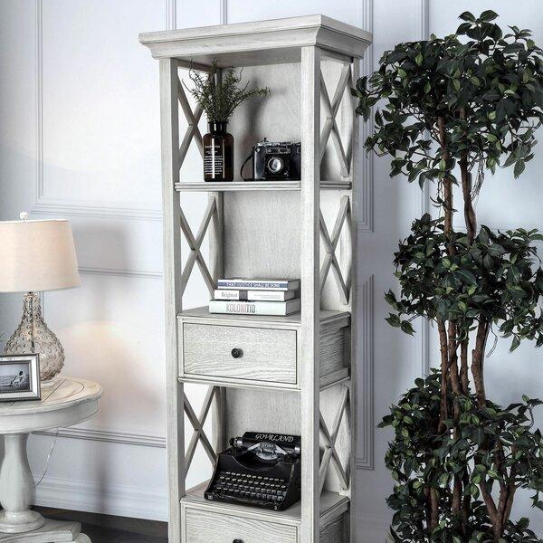 Lonnie Standard Bookcase By One Allium Way