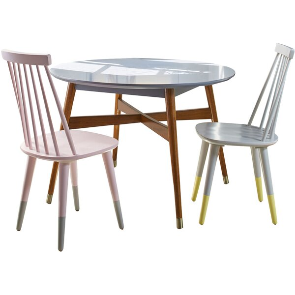 Cecillia 5 Piece Dining Set by Hashtag Home