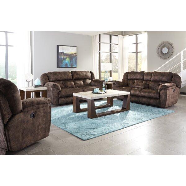 Carrington Reclining Configurable Living Room Set by Catnapper
