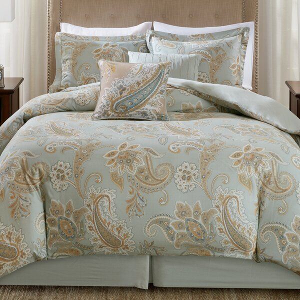 Sienna 6 Piece Comforter Set by Harbor House