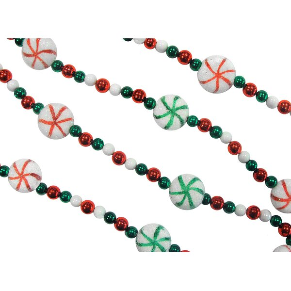 Sweet Tooth Bead Garland by Northlight Seasonal