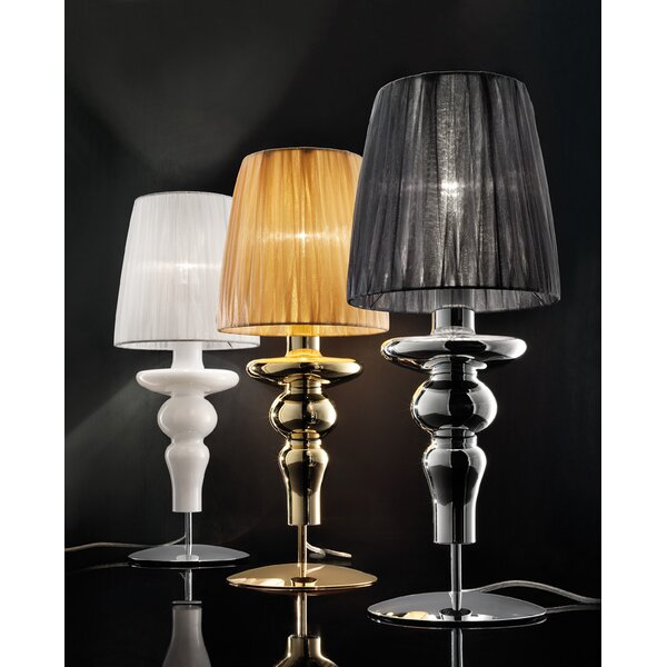 Gadora Chic 19.7 Table Lamp by Evi Style