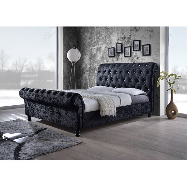 Madeley Upholstered Platform Bed by Everly Quinn
