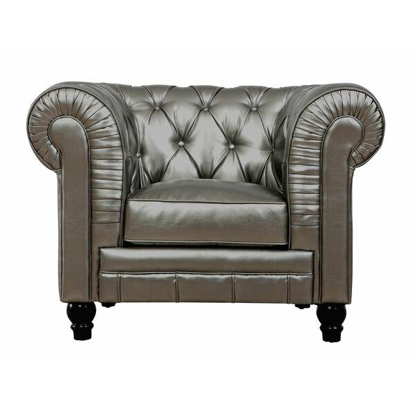 Zahara Club Chair by TOV Furniture