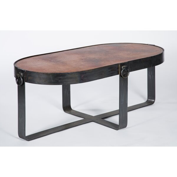 Caitlynn Coffee Table by 17 Stories