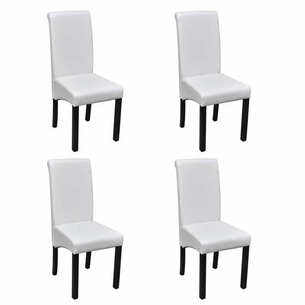Baringer Upholstered Dining Chair (Set of 4) by Winston Porter
