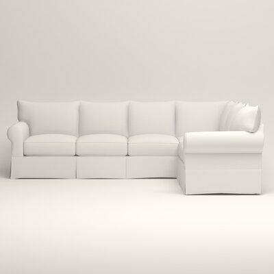 White Sectional Sofas Joss Amp Main