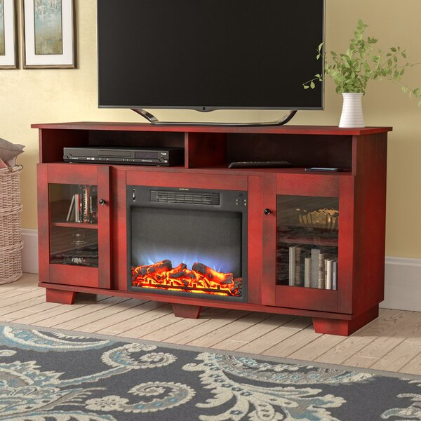 Review Ackermanville TV Stand For TVs Up To 65