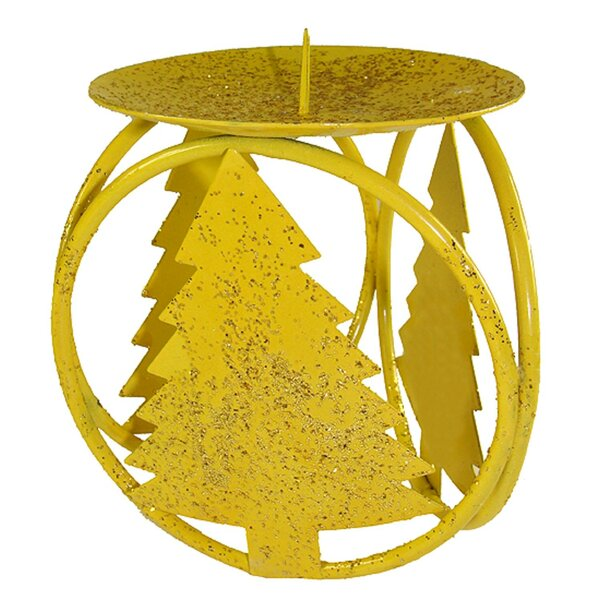 Christmas Tree Pillar Candle Holder (Pack of 72) by Northlight Seasonal