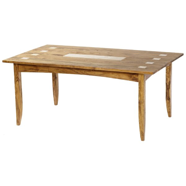 Fleming Dining Table by Bloomsbury Market Bloomsbury Market
