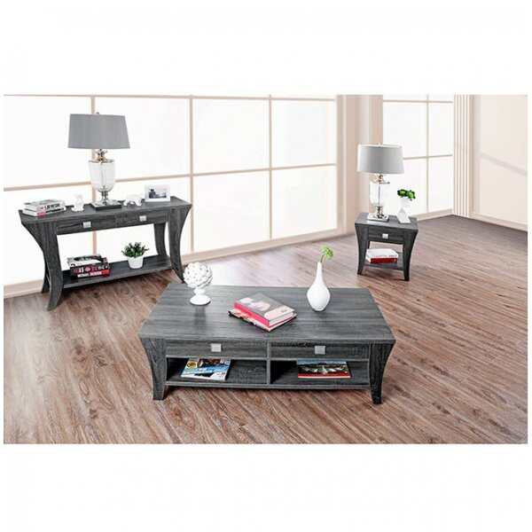Leary 3 Piece Coffee Table Set By Brayden Studio®