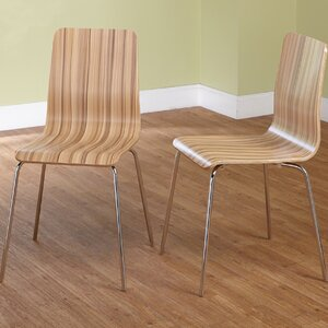 Lucile Solid Wood Dining Chair (Set of 2) by Latitude Run