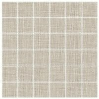 Linho 3 x 3 Ceramic Mosaic Tile in Sand by Tesoro