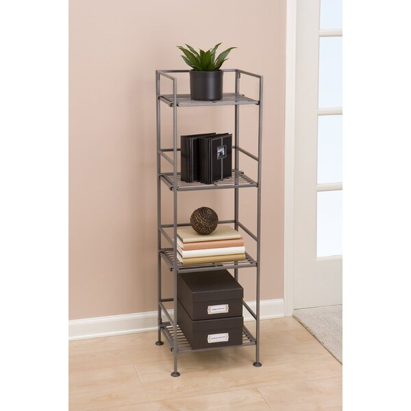 Dyal Etagere Bookcase by Rebrilliant
