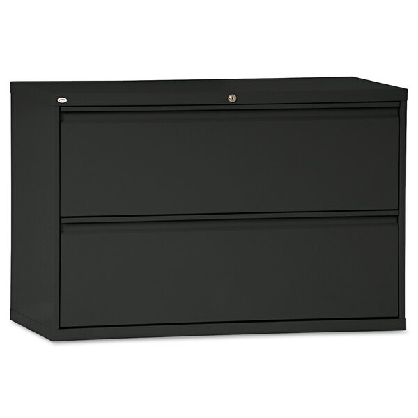 2-Drawer Lateral Filing Cabinet by Alera®