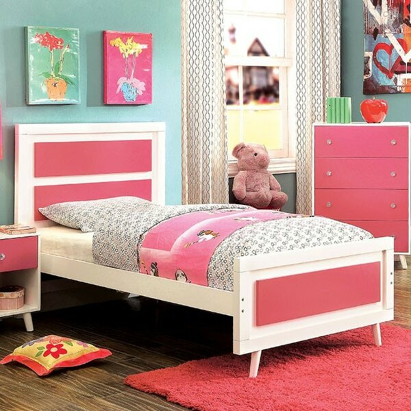 Schulenburg Platform Bed by Harriet Bee