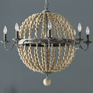 Theophile 8-Light Chandelier By Lark Manor Ceiling Lights