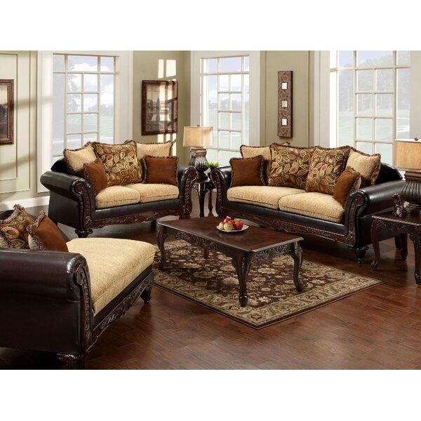 Freddie Configurable Living Room Set by Astoria Grand