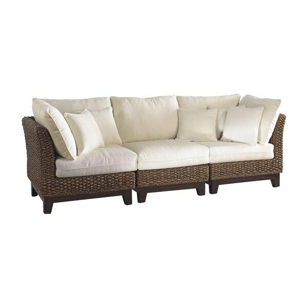 Sanibel Modular Sofa by Panama Jack Sunroom