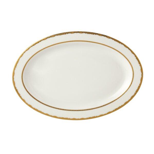 La Luna Sonia 14 Bone China Serving Platter by Lorren Home Trends