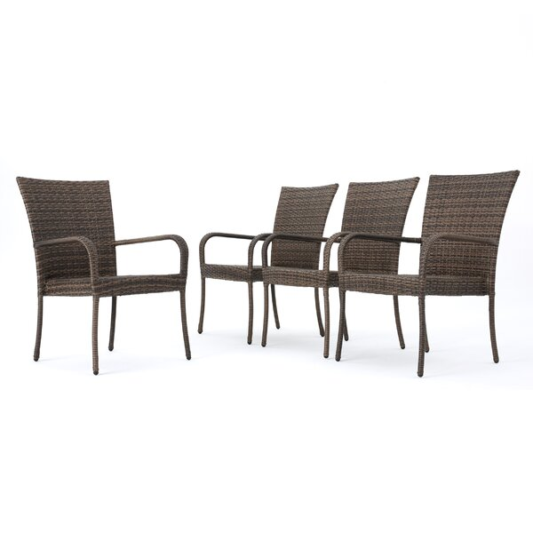 Kaelyn Patio Chair (Set Of 4) By Laurel Foundry Modern Farmhouse