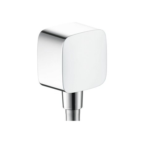 PuraVida Wall Outlet by Hansgrohe