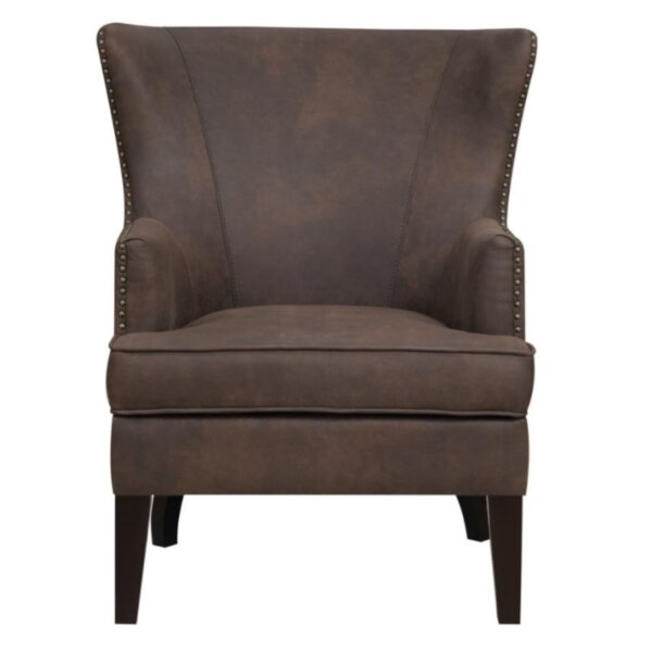 Lohan Wingback Chair by Gracie Oaks