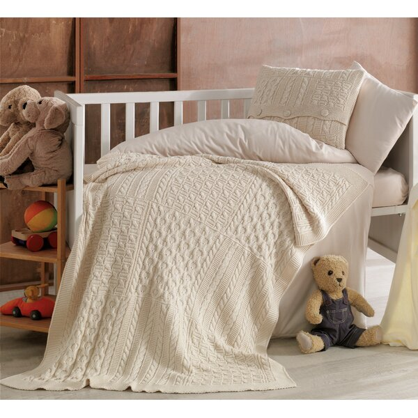 Ofelia Patchwork 6 Piece Crib Bedding Set by Harri