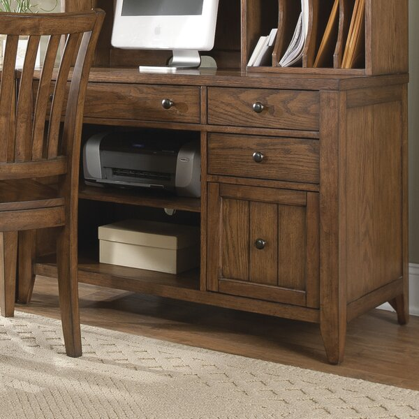Methuen Credenza Desk by Loon Peak